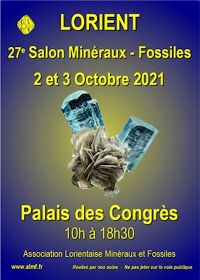 Mostra e Vendita Mineralogica e Paleontologica