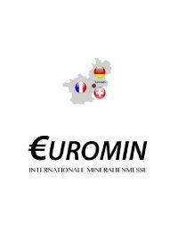 Fiera internazionale dei minerali Euromin