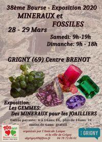38a mostra di minerali e fossili