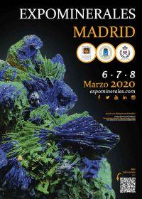 Mostra mineraria di Madrid 2020