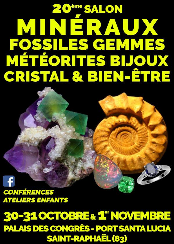 MINERALE Eventi Saint-Raphaël
