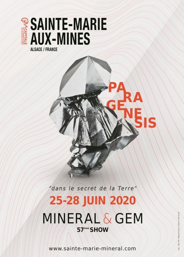 ANNULLATA 57a Mostra Internazionale di Minerali e Gemme
