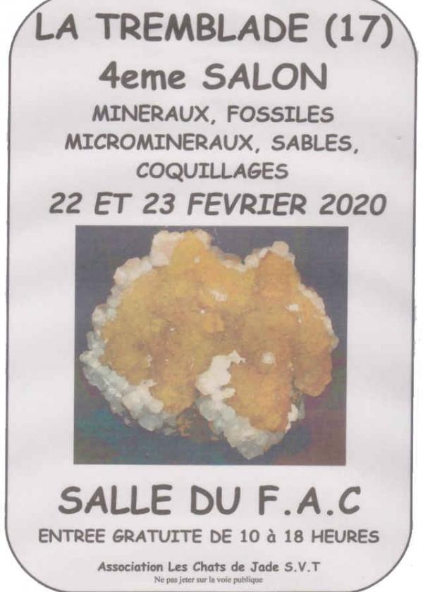 4a fiera per minerali, fossili, microminerali, conchiglie e sabbia