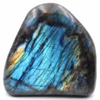 Ornamento a forma di pietra labradorite