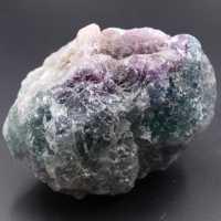 Fluorite verde viola