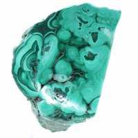 Pietra semilucida malachite