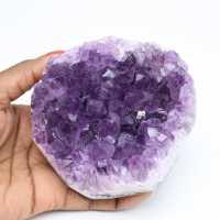 Amethystkristalle