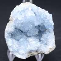 Pietra di celestite cristallizzata