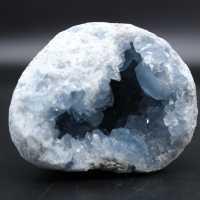 Celestite cristallizzata naturale
