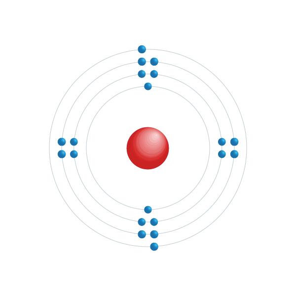 calcio Schema di configurazione elettronico
