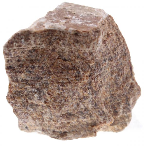 Aragonite marrone