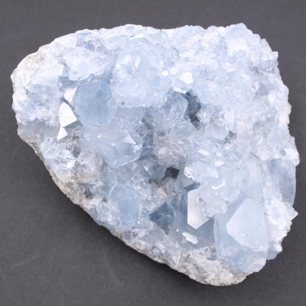 Cristalli di celestite blu