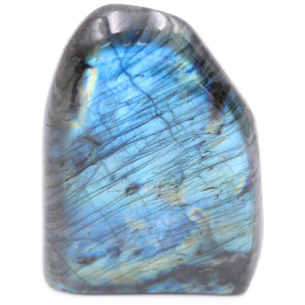 Blocco di labradorite blu, pietra ornamentale