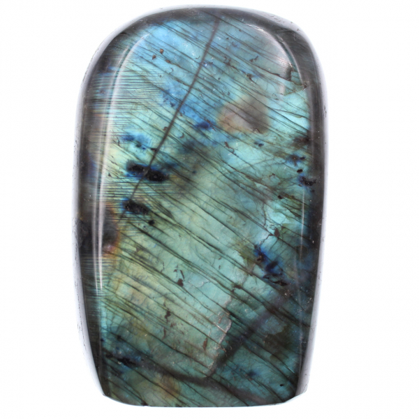 Pietra blu labradorite per ornamento e decorazione