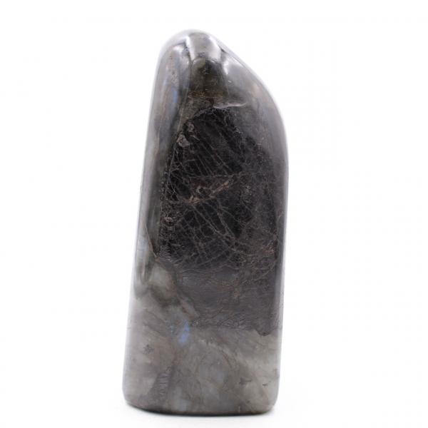 Blocco di pietra di labradorite