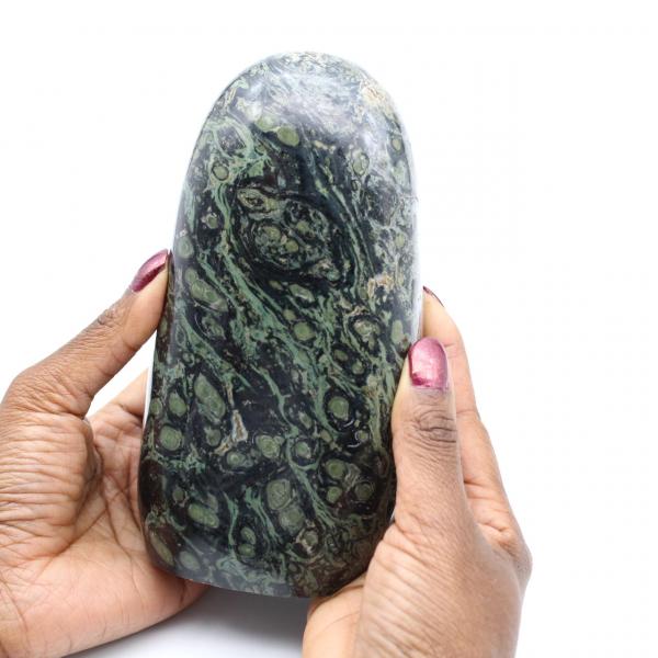 Roccia di diaspro di Kambaba