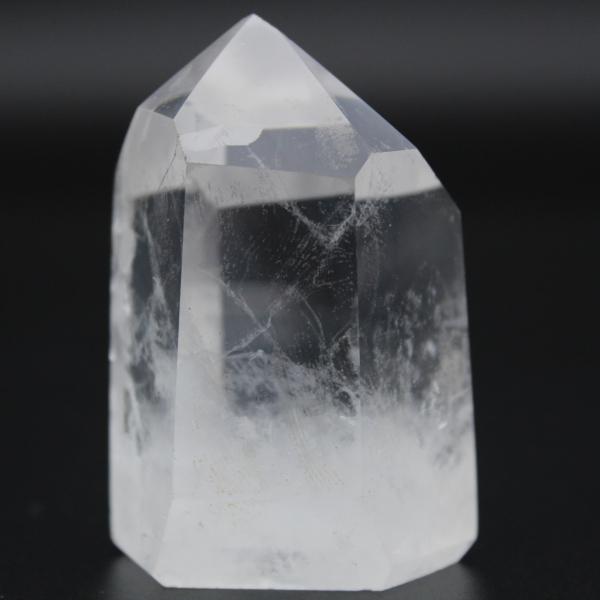 Prisma di cristallo di rocca