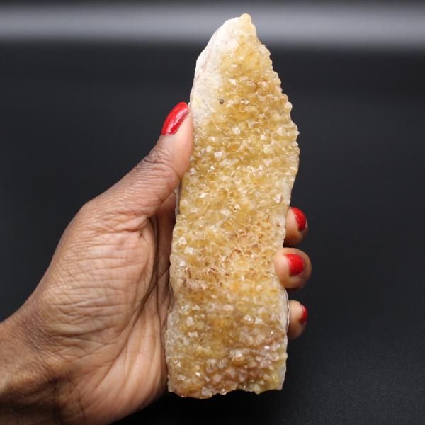 Piedra citrina