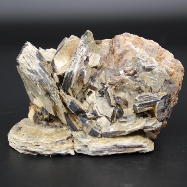 Gruppo di cristalli di mica