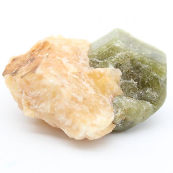 Granato demantoide verde grande